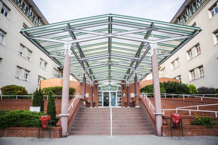 Több mint 8 milliárd forint értékű fejlesztés a Szent Imre Kórházban