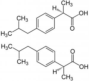 Ibuprofén